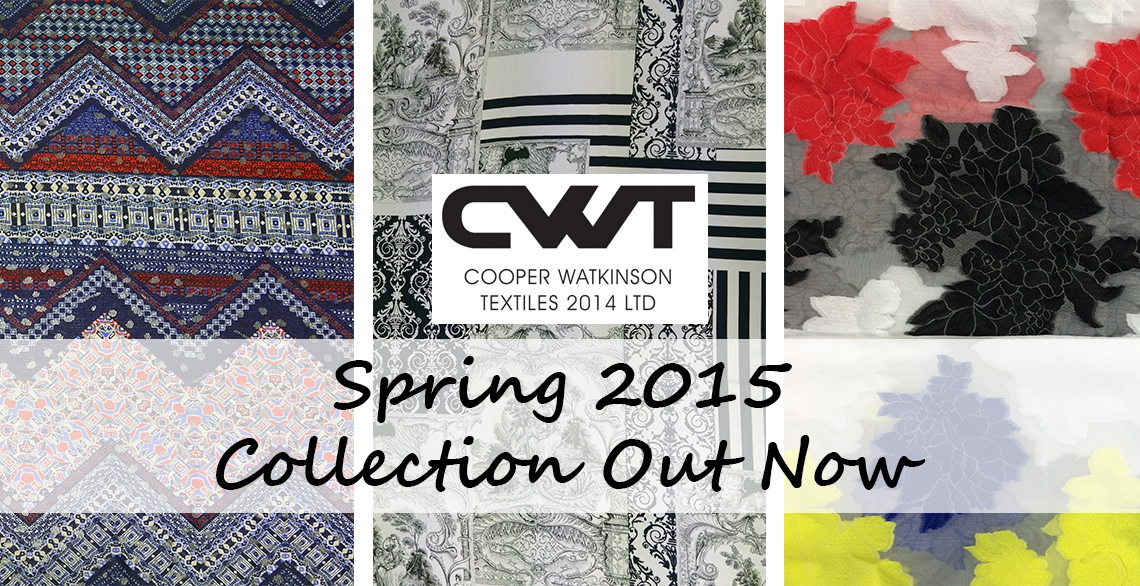 Cooper Watkinson Textiles 2014